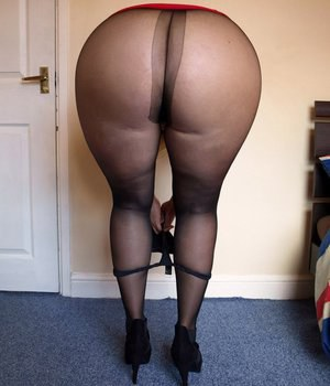 Pantyhose Ass Pictures