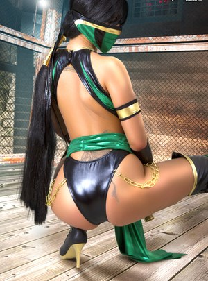 Cosplay Ass Pictures